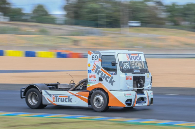 Le Mans 24 Hours Trucks Race