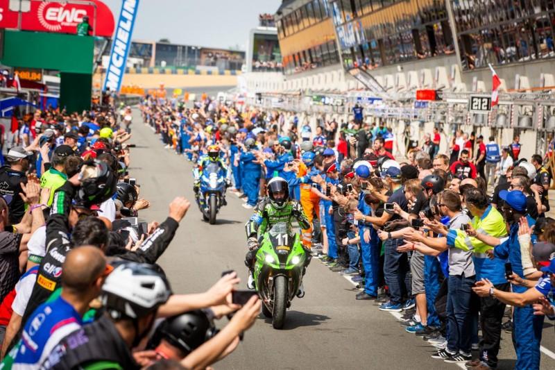 24 Heures du Mans Motos
