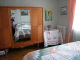 doublebedroom-downtown-B&B-tramway