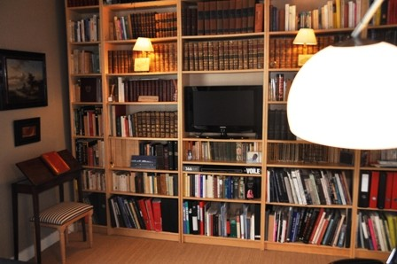library_guesthouse_24h_lemans_b&b