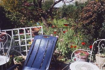 jardin_hôte_24h_lemans_b&b