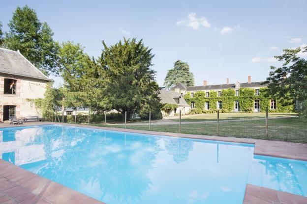 piscine-château