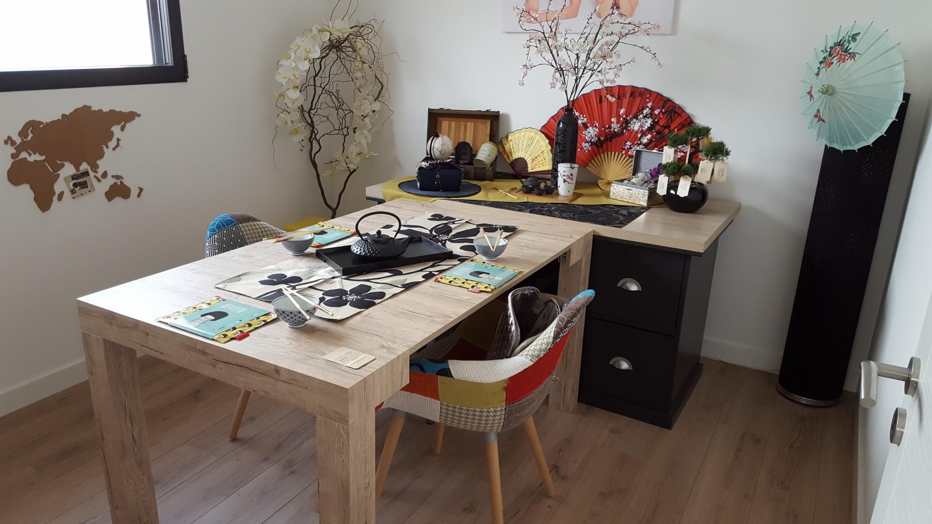 dining-room-B&B-le-mans