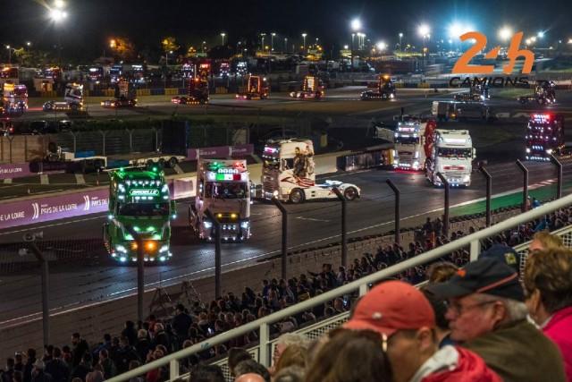 24 Heures du Mans Camions